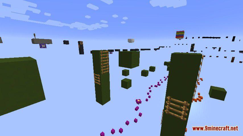Concrete Parkour Map Screenshots 5