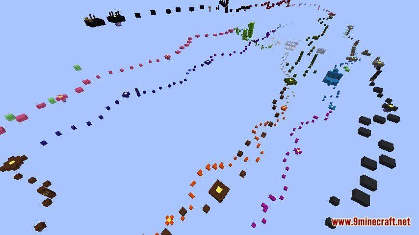 Concrete Parkour Map Screenshots 7