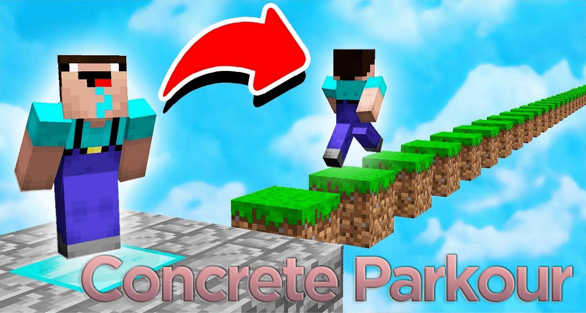Concrete Parkour Map Thumbnail