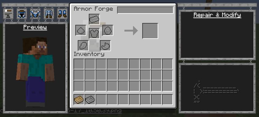 Construct's Armory Mod Screenshots 4