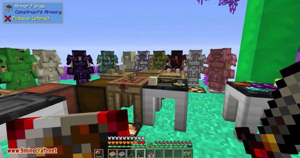 Construct's Armory Mod Screenshots 5