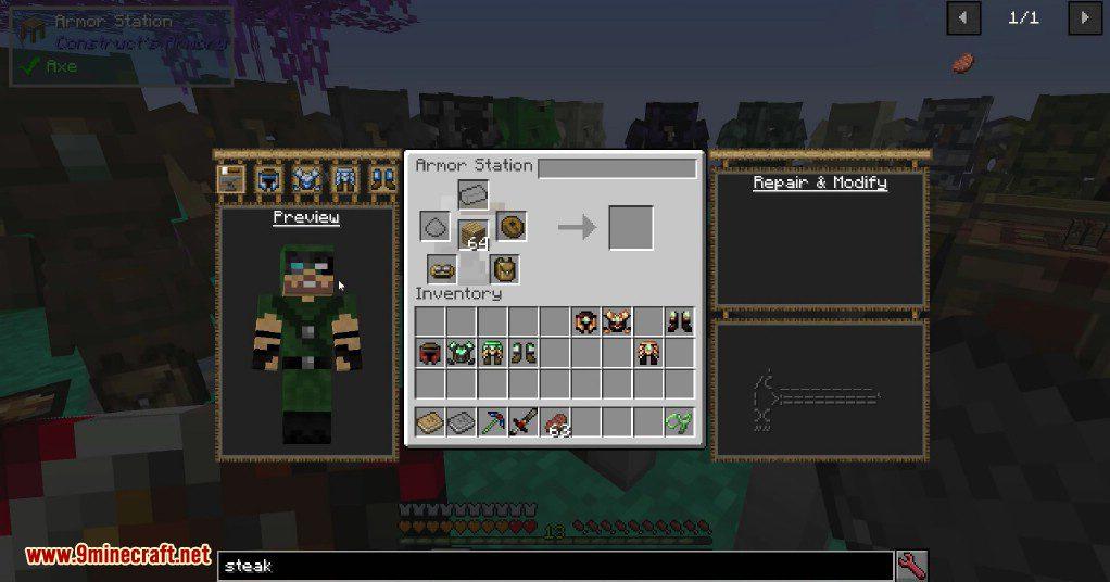 Construct's Armory Mod Screenshots 7
