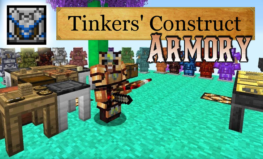 Construct's Armory Mod