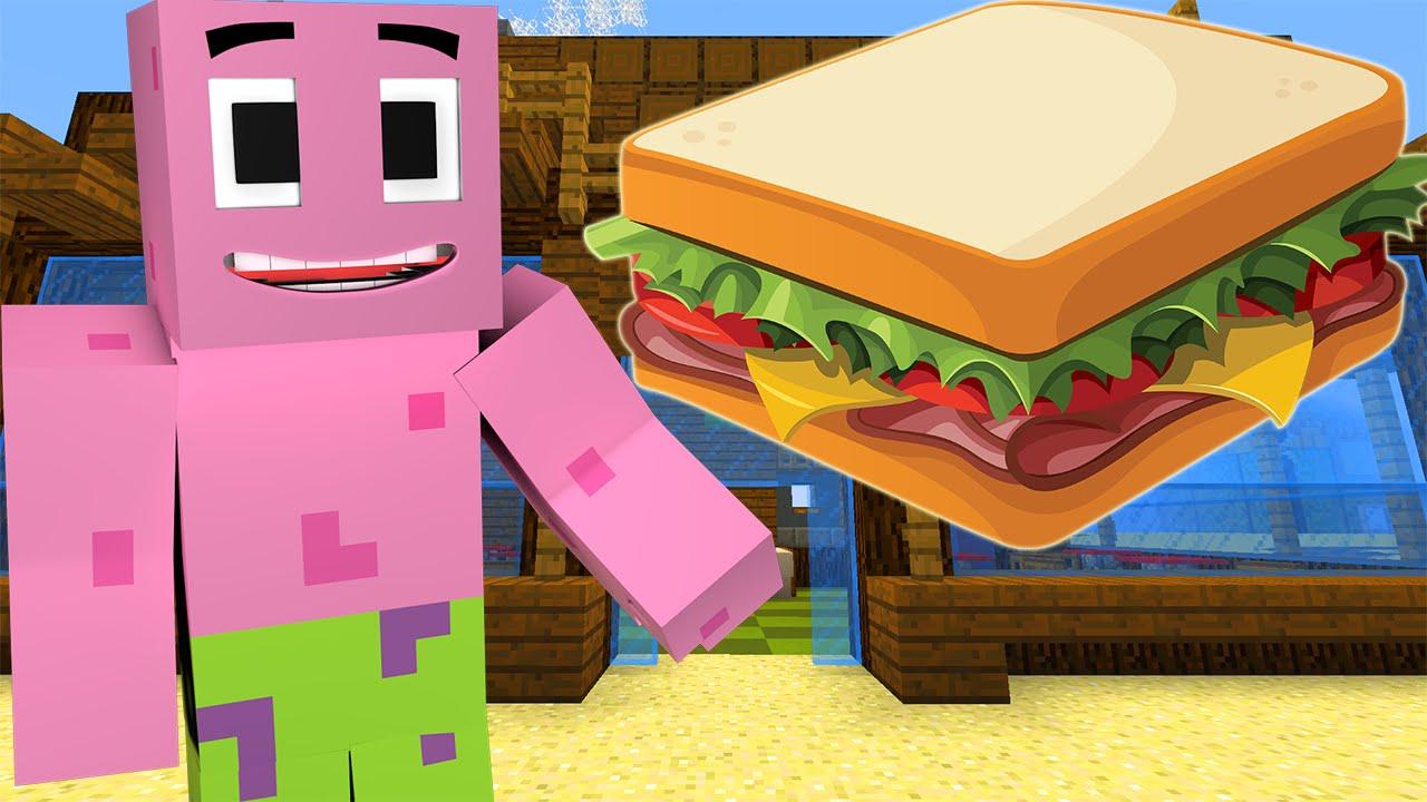 minecraft sandwich mod