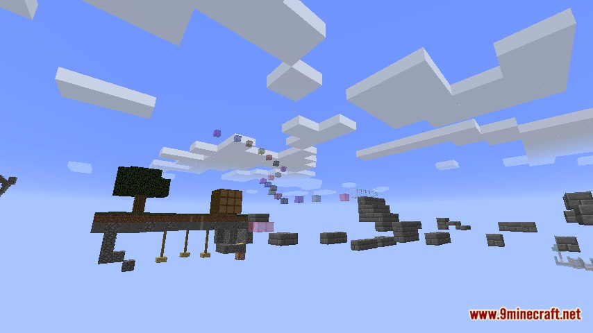 Dreamwork Teamwork Parkour Map Screenshots 12