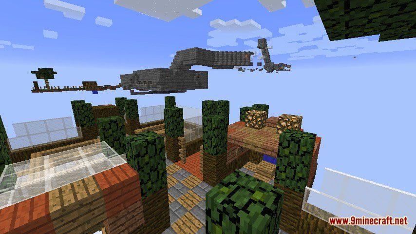 Dreamwork Teamwork Parkour Map Screenshots 2