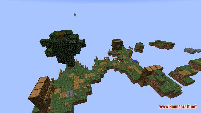 Dreamwork Teamwork Parkour Map Screenshots 6