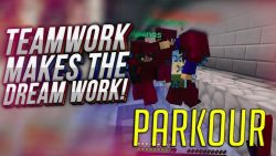 Dreamwork Teamwork Parkour Map Thumbnail