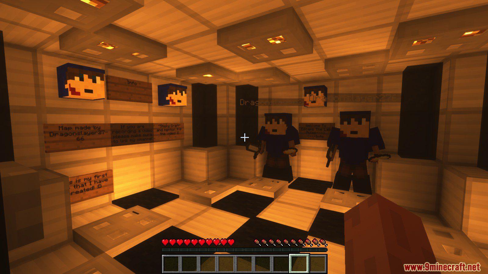 Escape The Lab Map Thumbnail 1
