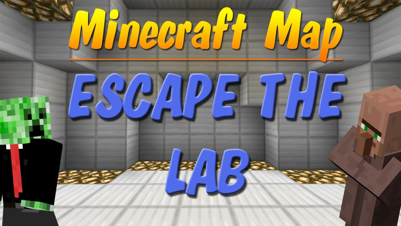 Escape The Lab Map 1 12 2 1 12 For Minecraft 9minecraft Net