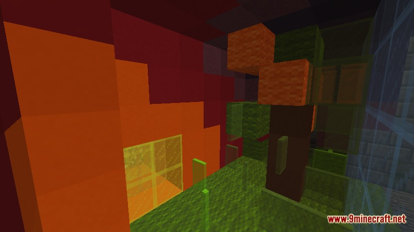 Escaped the Haunted House Map Screenshots 12