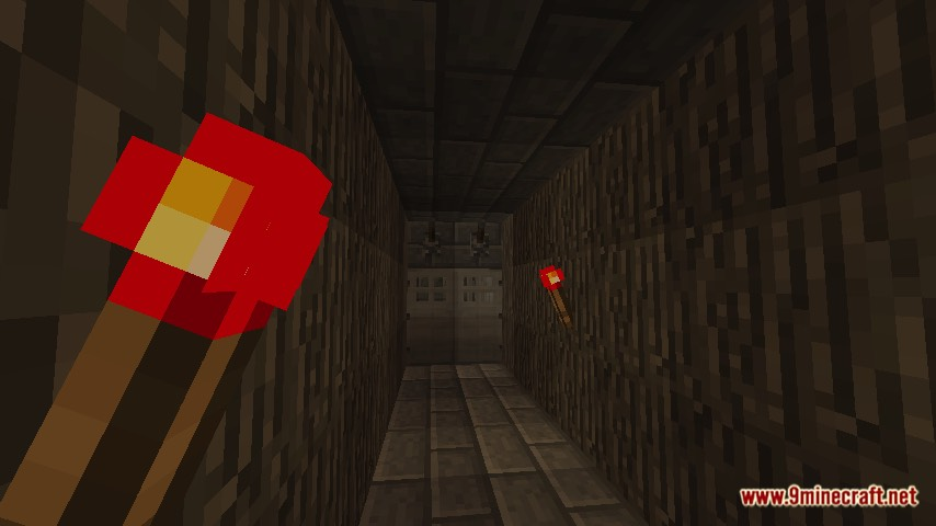 Escaped the Haunted House Map Screenshots 3