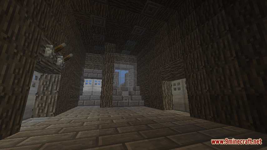 Escaped the Haunted House Map Screenshots 4