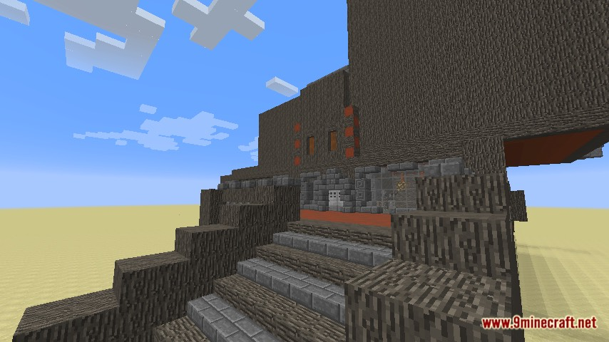 Escaped the Haunted House Map Screenshots 7