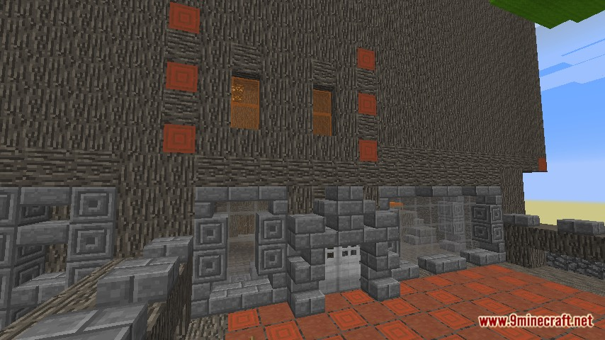 Escaped the Haunted House Map Screenshots 8