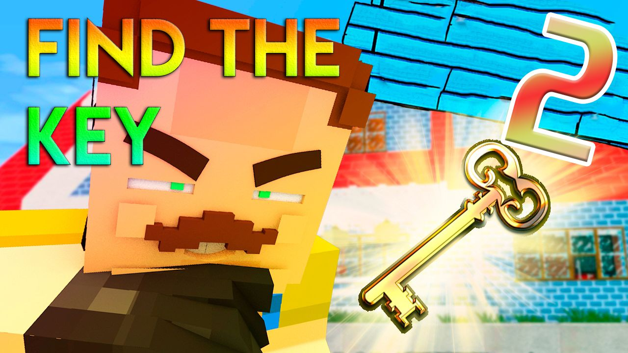 Find The Key 2 Map Thumbnail