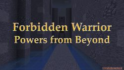 Forbidden Warrior Powers from Beyond Map Thumbnail