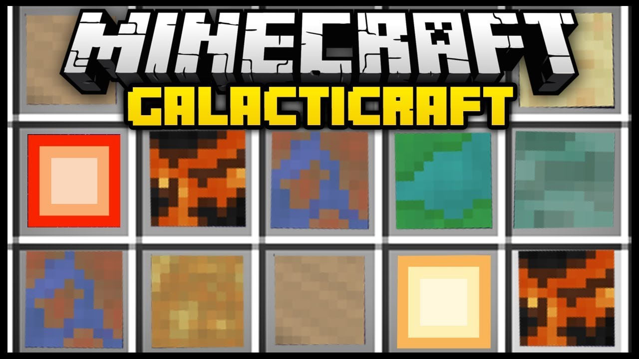Galacticraft Tweaker Mod 1 12 2 for Galacticraft