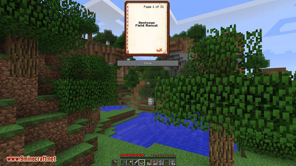 Geolosys Mod Screenshots 4