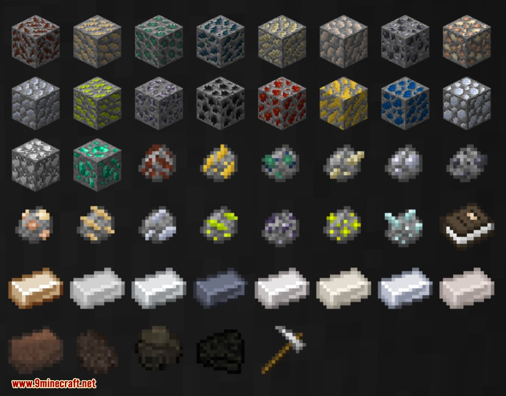 Geolosys Mod Screenshots 6