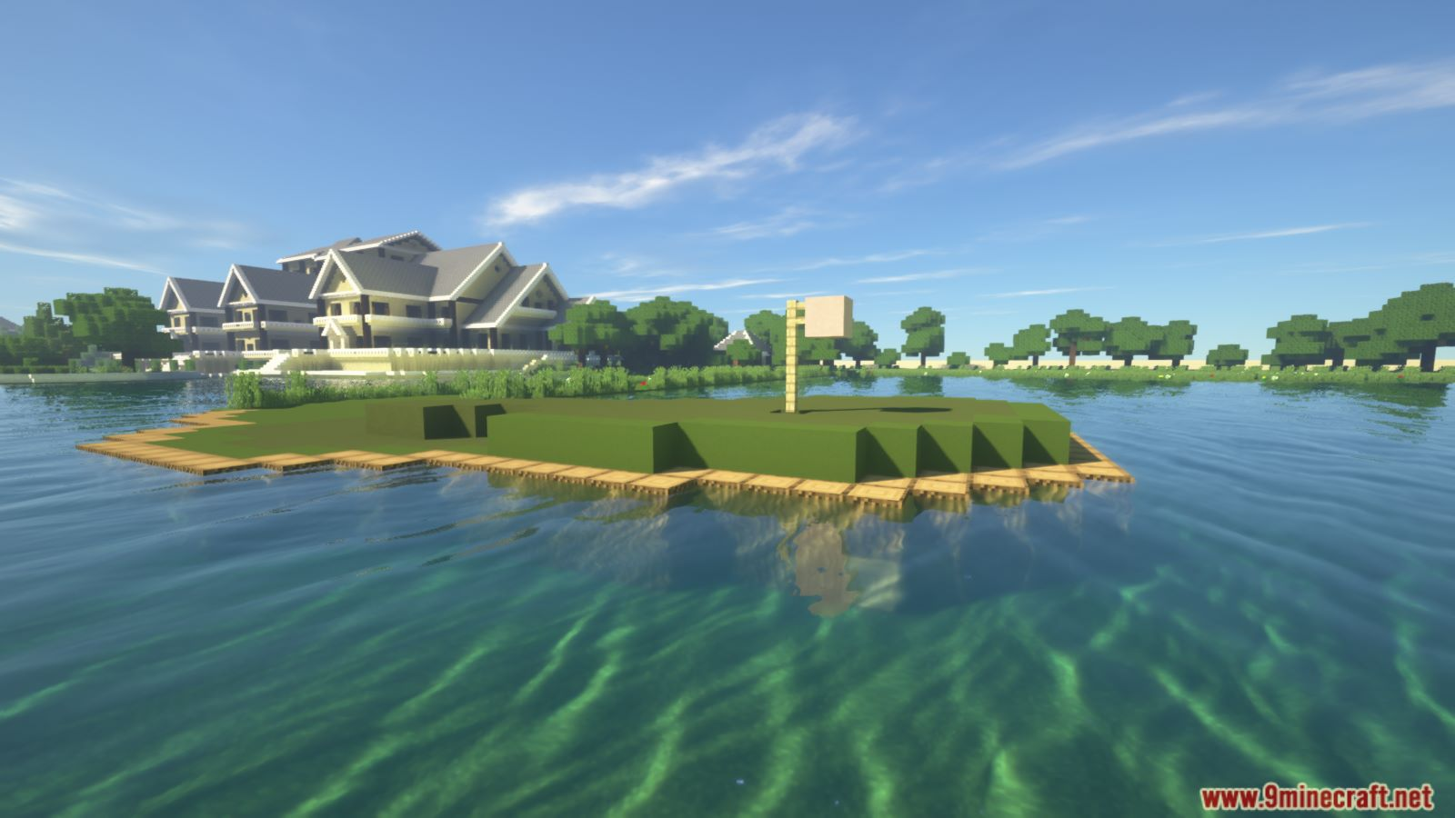 Golf and Country Club Map Screenshots (12)