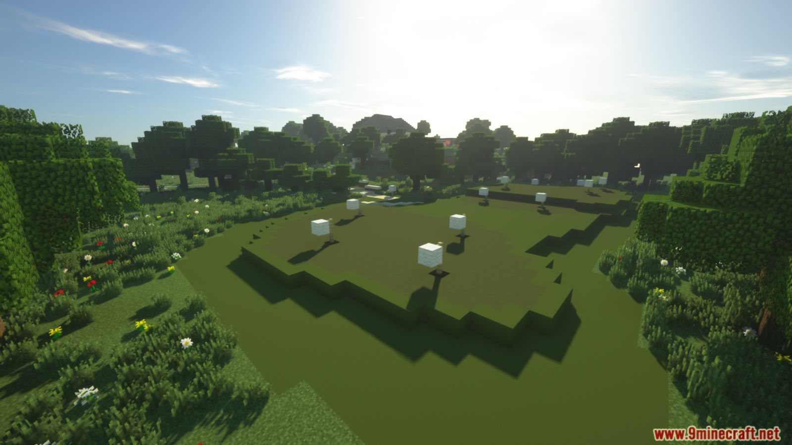 Golf and Country Club Map Screenshots (3)