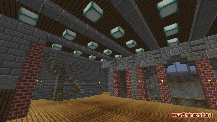 Gothic PvP Arena Map Screenshots 2