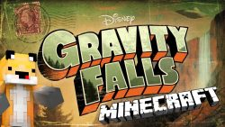 Gravity Falls Adventure Mode Map Thumbnail