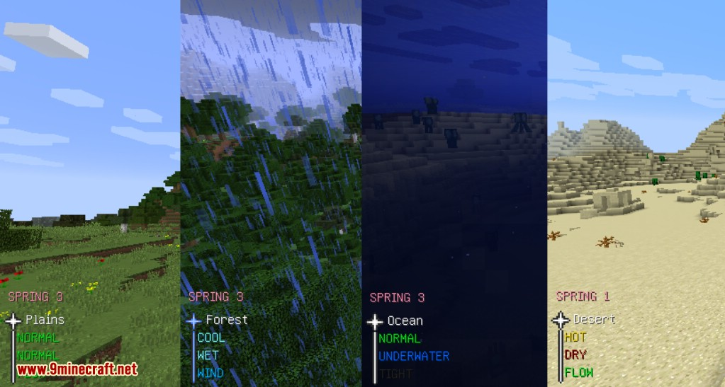 Heat And Climate Mod Screenshots 1