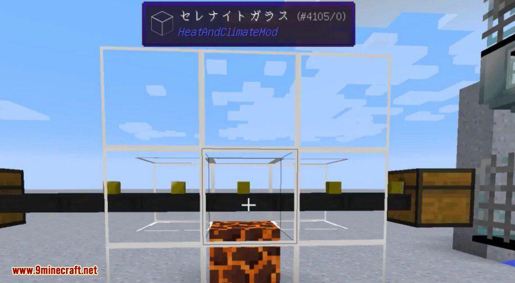 Heat And Climate Mod Screenshots 13