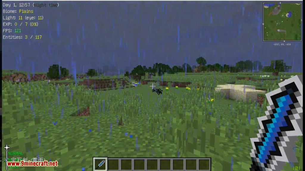 Heat And Climate Mod Screenshots 5