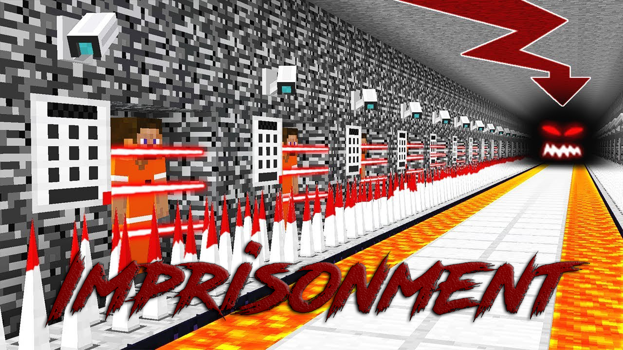 Imprisonment Map Thumbnail