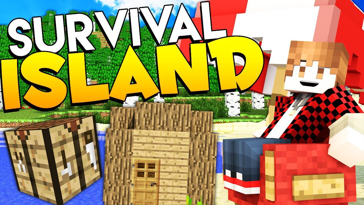 Island Survival Map Thumbnail