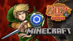 Legend of Zelda: Oracle of Seasons Map Thumbnail