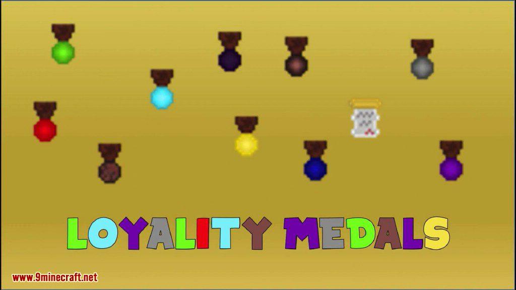 Loyalty Medals Mod Screenshots 1