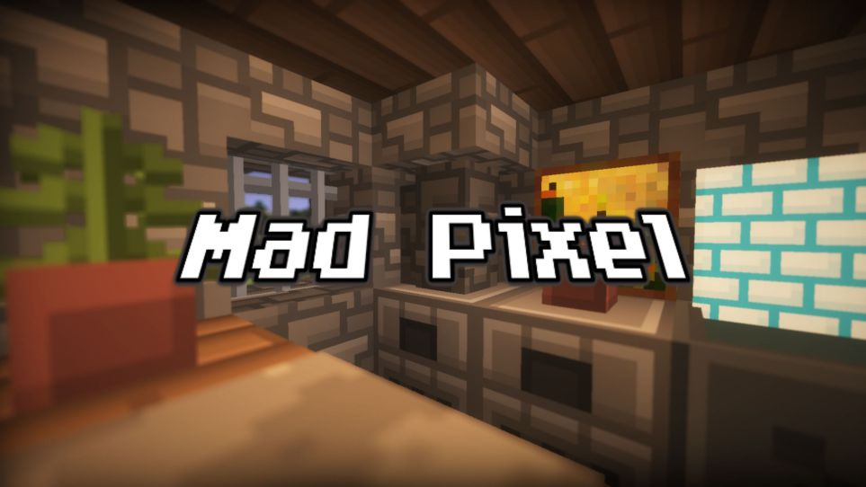 Mad Pixel Resource Pack