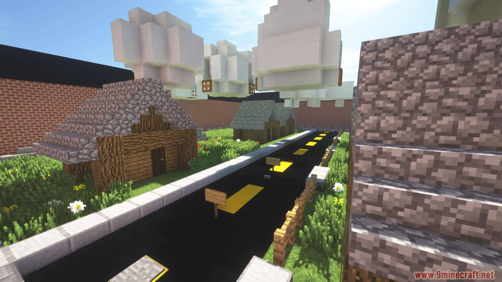 Mega Maze Parkour Map Screenshots (4)