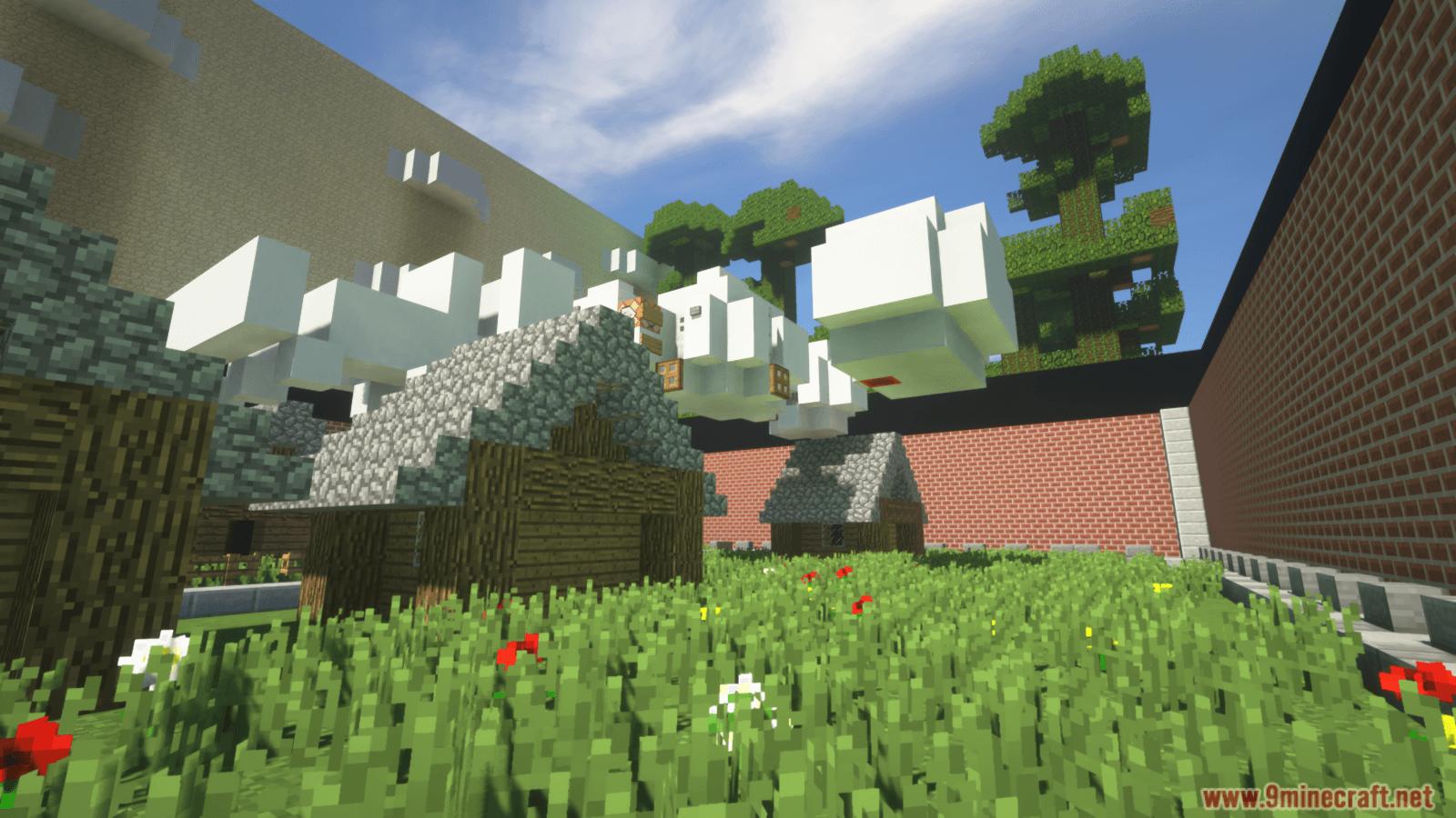 Mega Maze Parkour Map Screenshots (5)