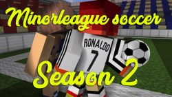 MinerLeague Soccer Season 2 Map Thumbnail