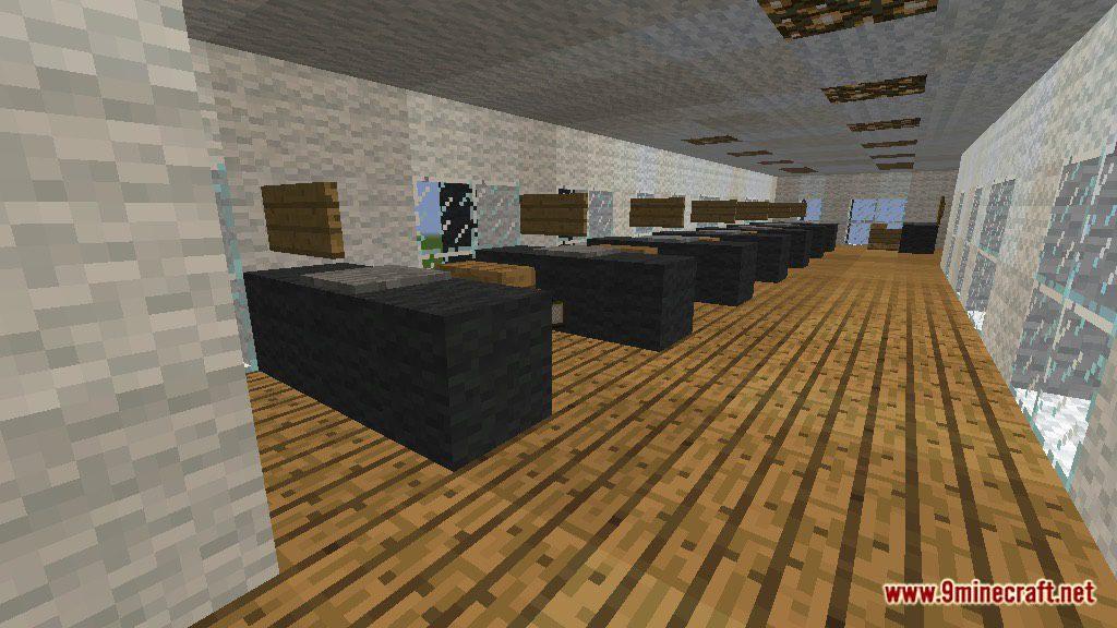 Modern Office Building Map Screenshots 1