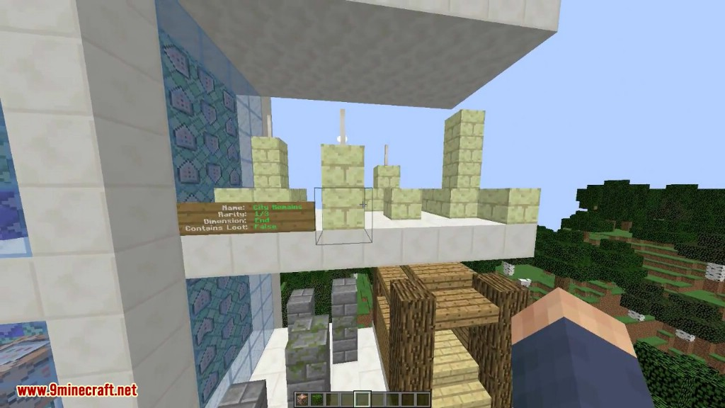 More Structures Command Block Screenshots 3