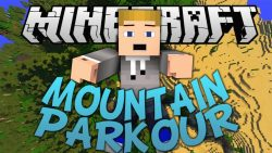 Mountain Parkour Map Thumbnail