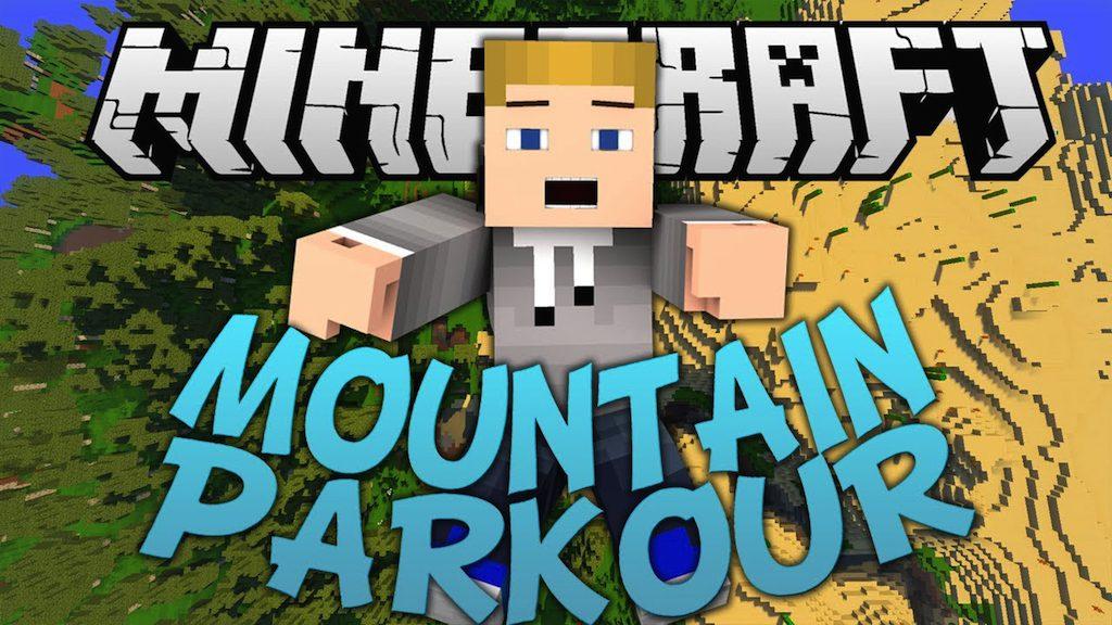 Mountain Parkour Map Thumbnail