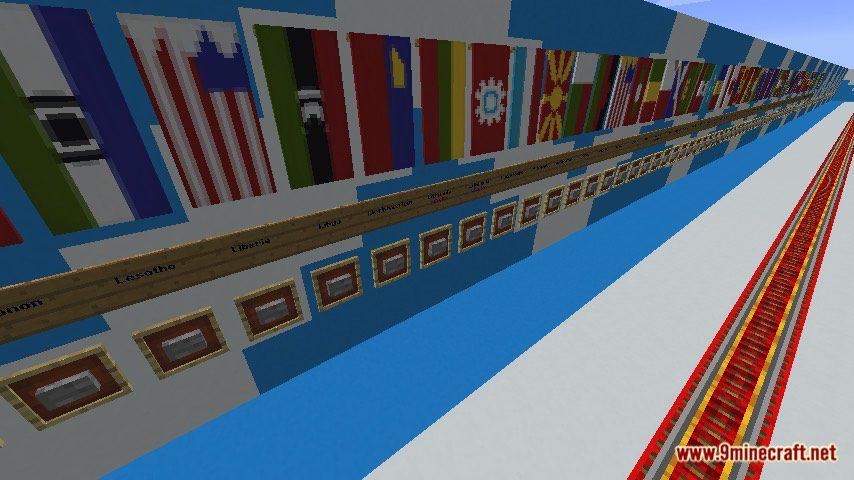 National Flags Map Screenshots 10