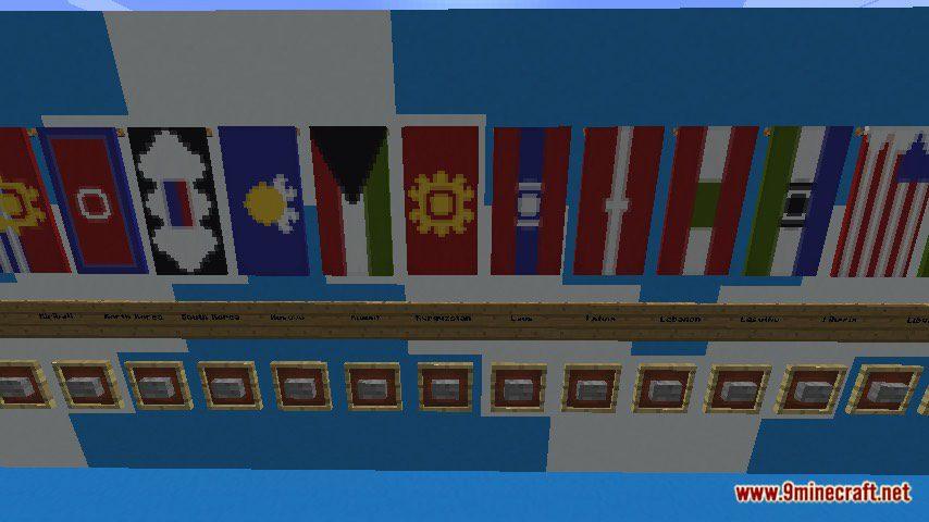 National Flags Map Screenshots 11