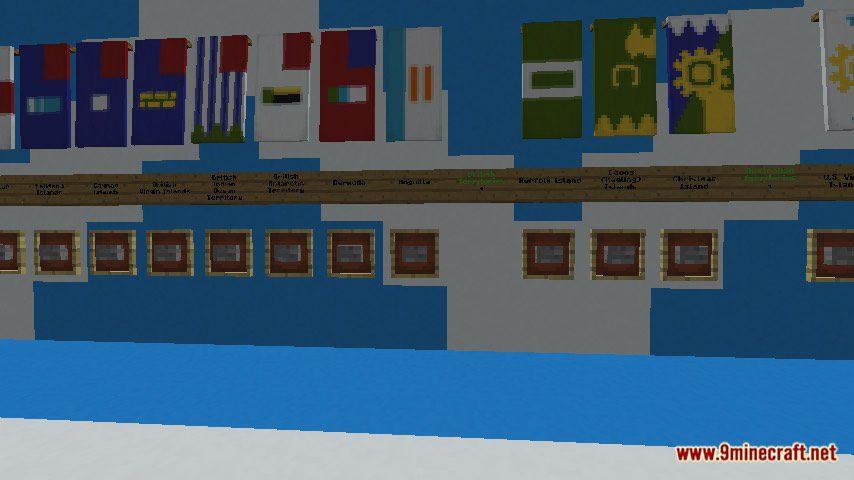 National Flags Map Screenshots 2