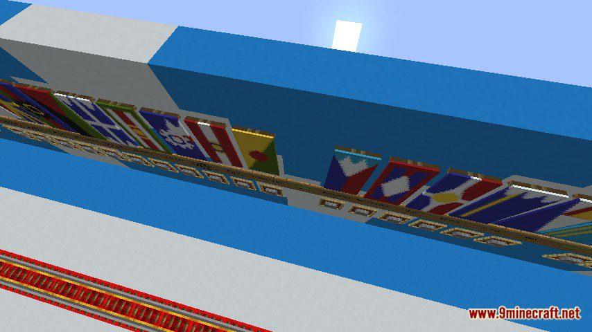 National Flags Map Screenshots 4