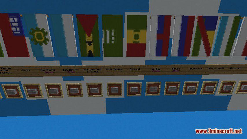 National Flags Map Screenshots 8