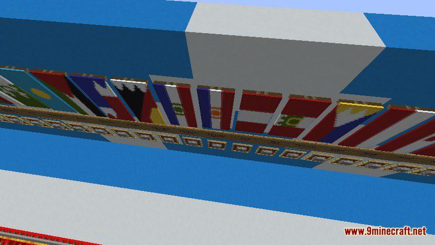 National Flags Map Screenshots 9