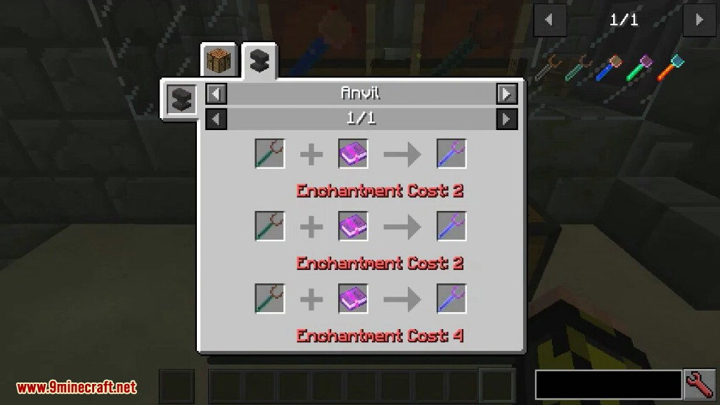 Ore Prospectors Mod Crafting Recipes 4